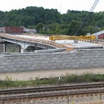 31 - Construction of Mohawk Valley Gateway Overlook